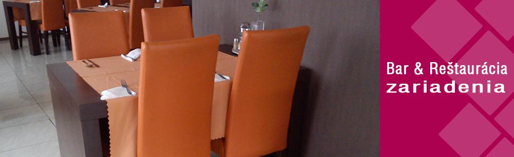 Bary a reštaurácie